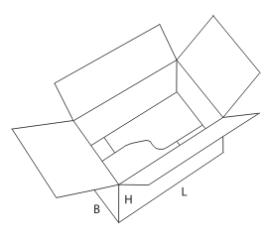 коробки самосборные серии 07xx