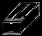 оклейка клеевой лентой, чертеж 31