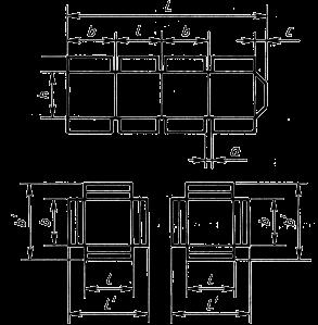 Ящик со съемными крышкой и дном, с цельным корпусом