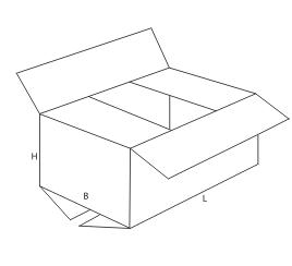 четырёхклапанные ящики