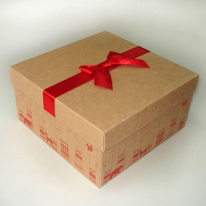 гофротара для подарков